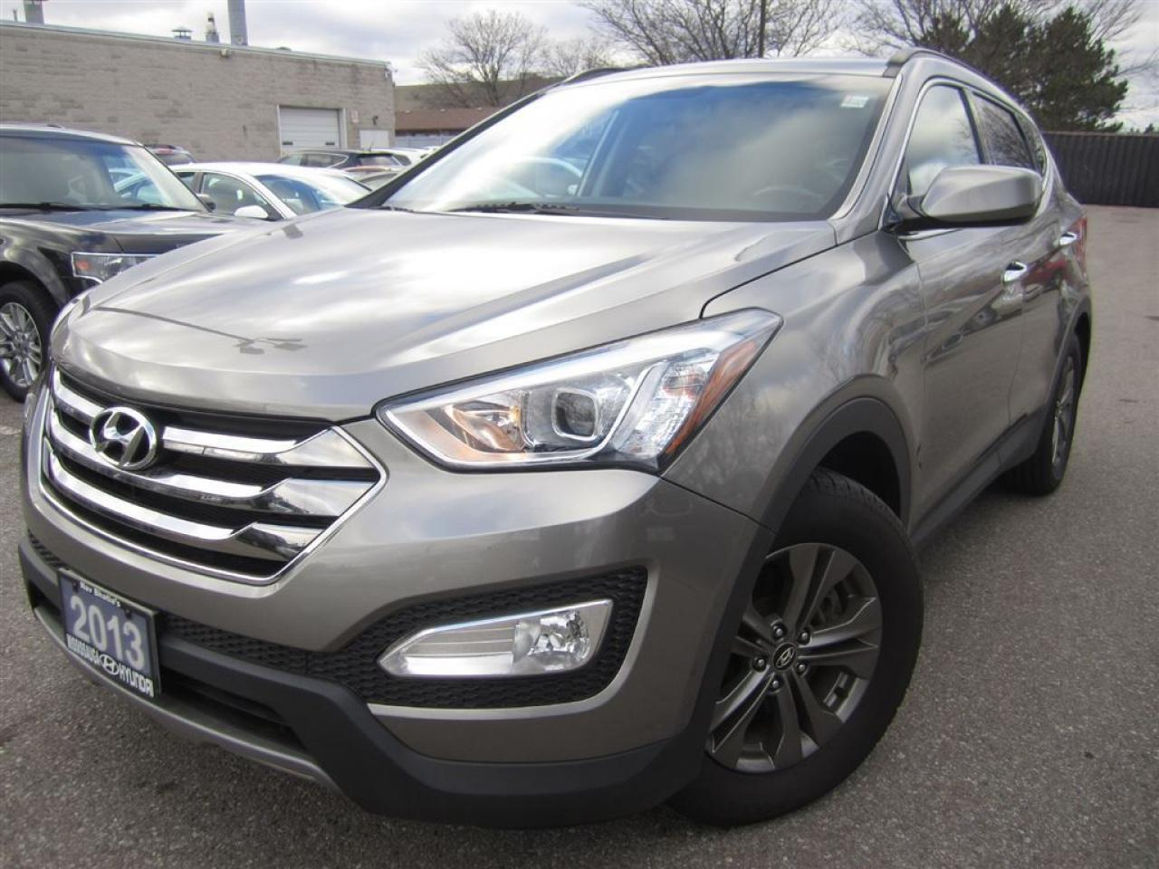 Photo of Grey 2013 Hyundai Santa Fe