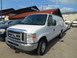 Used 2009 Ford E150 Fully Certified, E-tested. for sale in Aurora, ON