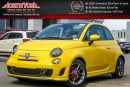New 2016 Fiat 500 Abarth|Sunroof|Leather|Comfort&Convenience Pkg.|HTD Frnt Seats for sale in Thornhill, ON