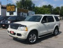 Used 2003 Ford Explorer LIMITED for sale in Scarborough, ON