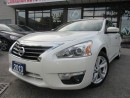 Used 2013 Nissan Altima 2.5 SL-NAVIGATION-CAMERA-BLUE-TOOTH-LOADED for sale in Scarborough, ON