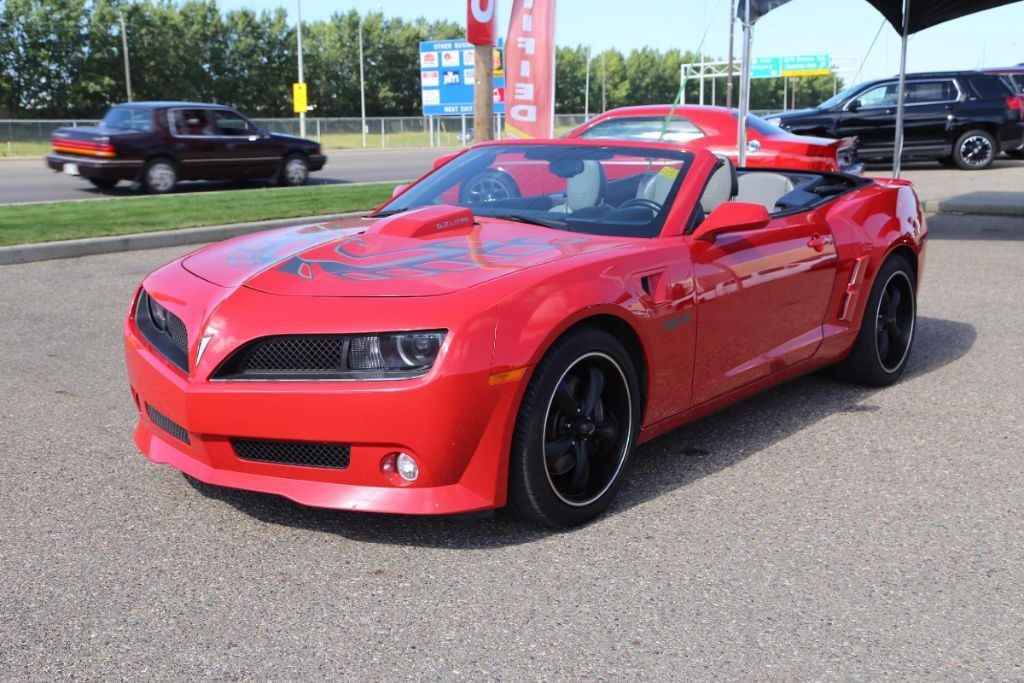 used 2011 chevrolet camaro 2ss pontiac trans am conversion kit for sale in york ontario. Black Bedroom Furniture Sets. Home Design Ideas