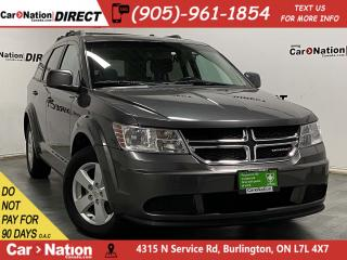 Used 2014 Dodge Journey SE Plus| LOCAL TRADE| PUSH START| for sale in Burlington, ON