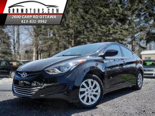 Used 2013 Hyundai Elantra L for sale in Stittsville, ON