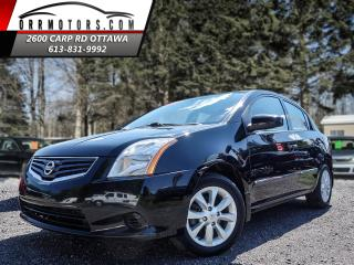 Used 2012 Nissan Sentra 2.0S for sale in Stittsville, ON