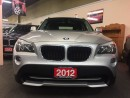Used 2012 BMW X1 AUT0 AWD LEATHER PANORAMIC ROOF 74K for sale in North York, ON