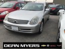 Used 2003 Infiniti G35 BASE for sale in North York, ON