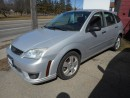 Used 2007 Ford Focus SES for sale in Brantford, ON
