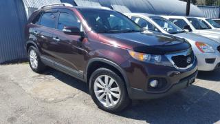 Used 2011 Kia Sorento EX for sale in West Kelowna, BC