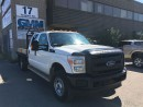 Used 2012 Ford F-350 XL Crew Cab Flat Bed Deck 4X4 Gas for sale in North York, ON