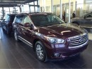 Used 2014 Infiniti QX60 PREMIUM PACKAGE/NAVIGATION/INCREDIBLE DEAL for sale in Edmonton, AB