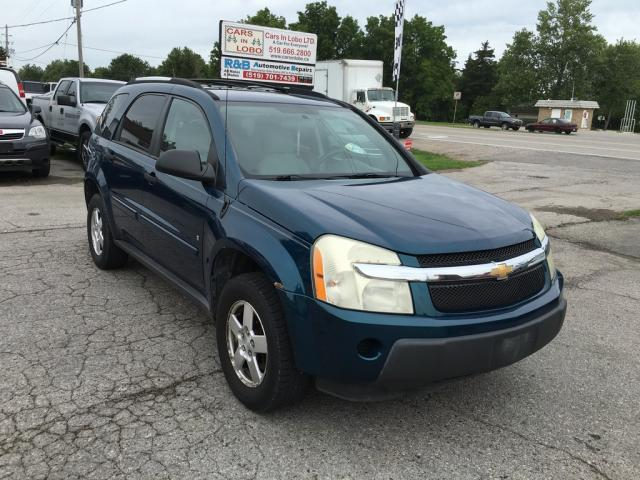used 2006 chevrolet equinox ls for sale in komoka ontario. Black Bedroom Furniture Sets. Home Design Ideas