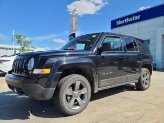 Used 2015 Jeep Patriot HIGHALTITUDE4X4/NAV/LEATHER/SUNROOF/HEATEDSEATS for sale in Edmonton, AB