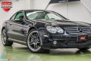 Used 2006 Mercedes-Benz SL-Class SL65 AMG V12 for sale in Oakville, ON