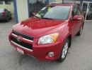Used 2009 Toyota RAV4 LOADED LIMITED EDITION 5 PASSENGER 2.4L - 4 CYL.. 4WD.. CD/AUX INPUT.. BACK-UP CAMERA.. KEYLESS ENTRY.. for sale in Bradford, ON