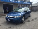 Used 2011 Honda Civic DX-G for sale in Niagara Falls, ON