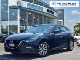 Used 2016 Mazda MAZDA3 GS |ONE OWNER|NO ACCIDENTS|1.99% FINANCING AVAILAB for sale in Mississauga, ON