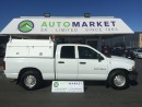 Used 2005 Dodge Ram 2500 Crew Cab 3/4ton TRADESMAN CANOPY ROLL OUT BED!! for sale in Langley, BC