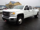 Used 2015 GMC Sierra 3500 HD CrewCab 4X4 Dually for sale in Brantford, ON