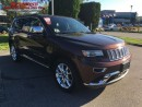 Used 2014 Jeep Grand Cherokee Summit for sale in Richmond, BC