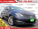 Used 2013 Lincoln MKZ | AWD| LEATHER| PANO ROOF| NAVI| for sale in Burlington, ON