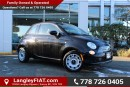 New 2016 Fiat 500 Pop WITH KEYLESS ENTRY, TINTED WINDOWS for sale in Surrey, BC