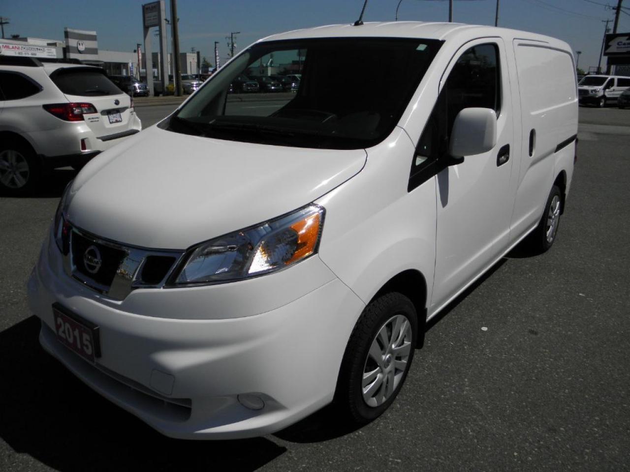 2015 Nissan NV 2500 SV