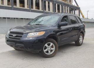 Used 2007 Hyundai Santa Fe GL 5Pass **FINANCING AVAILABLE** for sale in Brampton, ON