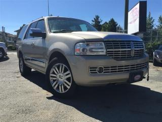 Used 2007 Lincoln Navigator ULTIMATE for sale in Surrey, BC