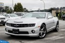 Used 2013 Chevrolet Camaro 2SS 6-speed Manual w/ Sunroof and Backup Camera for sale in Port Coquitlam, BC