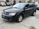 Used 2013 Dodge Journey SXT 7 Passngers for sale in Mississauga, ON