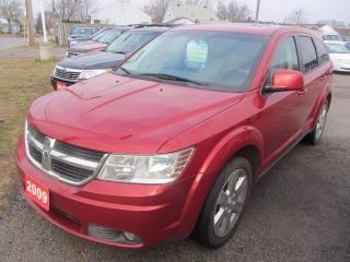 Used 2009 Dodge Journey SXT for sale in Hamilton, ON