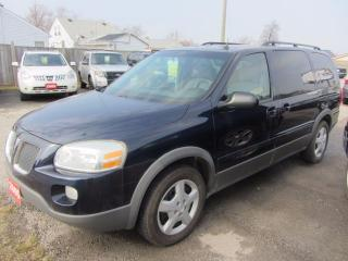 Used 2005 Pontiac Montana w/1SA for sale in Hamilton, ON