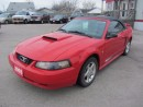 Used 2003 Ford Mustang Convertible for sale in Hamilton, ON