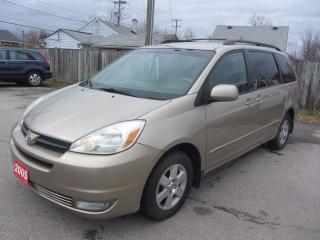 Used 2005 Toyota Sienna LE for sale in Hamilton, ON