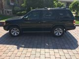 Photo of Black 2003 Nissan Pathfinder