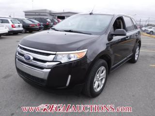 Used 2013 Ford EDGE SEL 4D UTIL ECOBOOST FWD 2.0L for sale in Calgary, AB