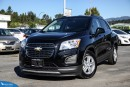 New 2016 Chevrolet Trax LT Backup Camera and Air Conditioning for sale in Port Coquitlam, BC