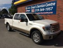 Used 2013 Ford F-150 Lariat for sale in Hanover, ON