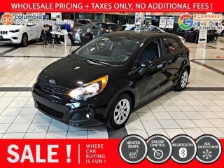Used 2013 Kia Rio LX+ ECO - Local / No Dealer Fees for sale in Richmond, BC