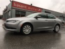Used 2015 Chrysler 200 Fuel Efficient, Power Windows/Locks, A/C! for sale in Surrey, BC
