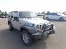 Used 2008 Jeep Wrangler Unlimited Rubicon for sale in Edmonton, AB