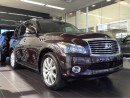 Used 2014 Infiniti QX80 8-PASSENGER-TECH PACKAGE/LOADED/360 CAM/BLIND SPOT WARNING/LOCAL ALBERTA VEHICLE for sale in Edmonton, AB