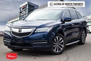 Used 2015 Acura MDX Navigation at No Accident| Running Board for sale in Thornhill, ON