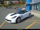 New 2017 Chevrolet Corvette StingRay Z51 for sale in Kamloops, BC
