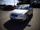 Used 2009 Hyundai Accent 4 Cylinder! for sale in Cambridge, ON