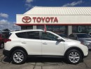 Used 2014 Toyota RAV4 Limited | Leather | Moonroof | Alloy | for sale in Cambridge, ON