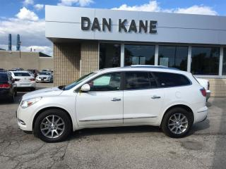Used 2016 Buick Enclave Leather for sale in Windsor, ON