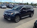 Used 2012 Acura MDX Elite Package for sale in Goderich, ON