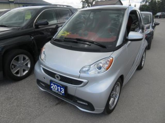 2013 Smart fortwo GAS MISER 'GREAT VALUE' 2 PASSENGER DOHC ENGINE.. HEATED SEATS.. SUNROOF.. KEYLESS ENTRY..